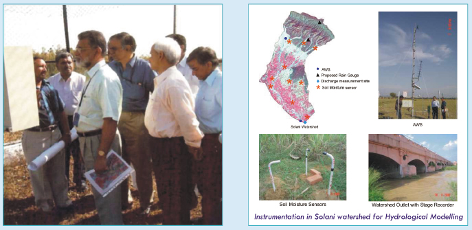 Field Observatory for Hydrological Modelling